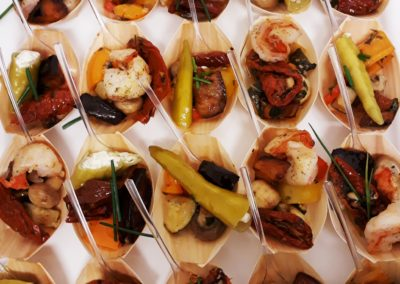 Fingerfood Antipasti